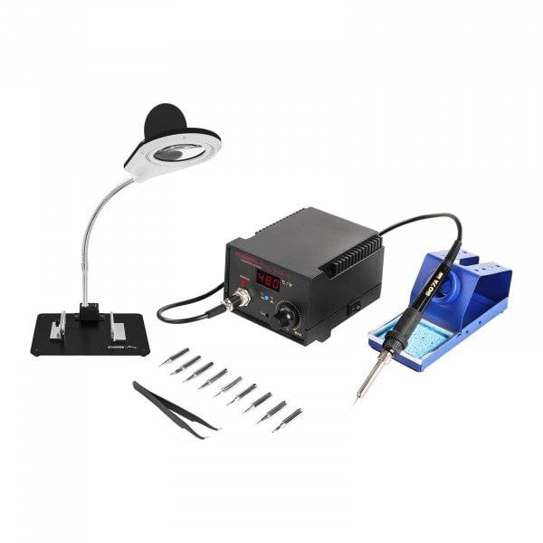 Set digitale Lötstation - 65 Watt - LED