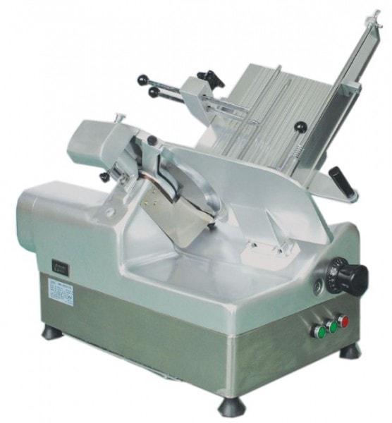 Aufschnittmaschine automatik - 870 x 660 x 900 mm
