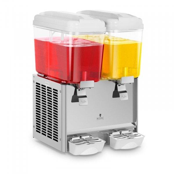 B-termék Gyümölcslé adagoló - 2 x 18 liter