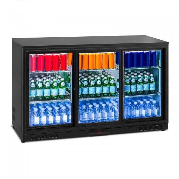 Beverage Refrigerator - 323 L - Aluminium Interior