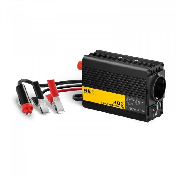Artigos usados Conversor de corrente para automóvel - 300 600W - adaptador para isqueiro