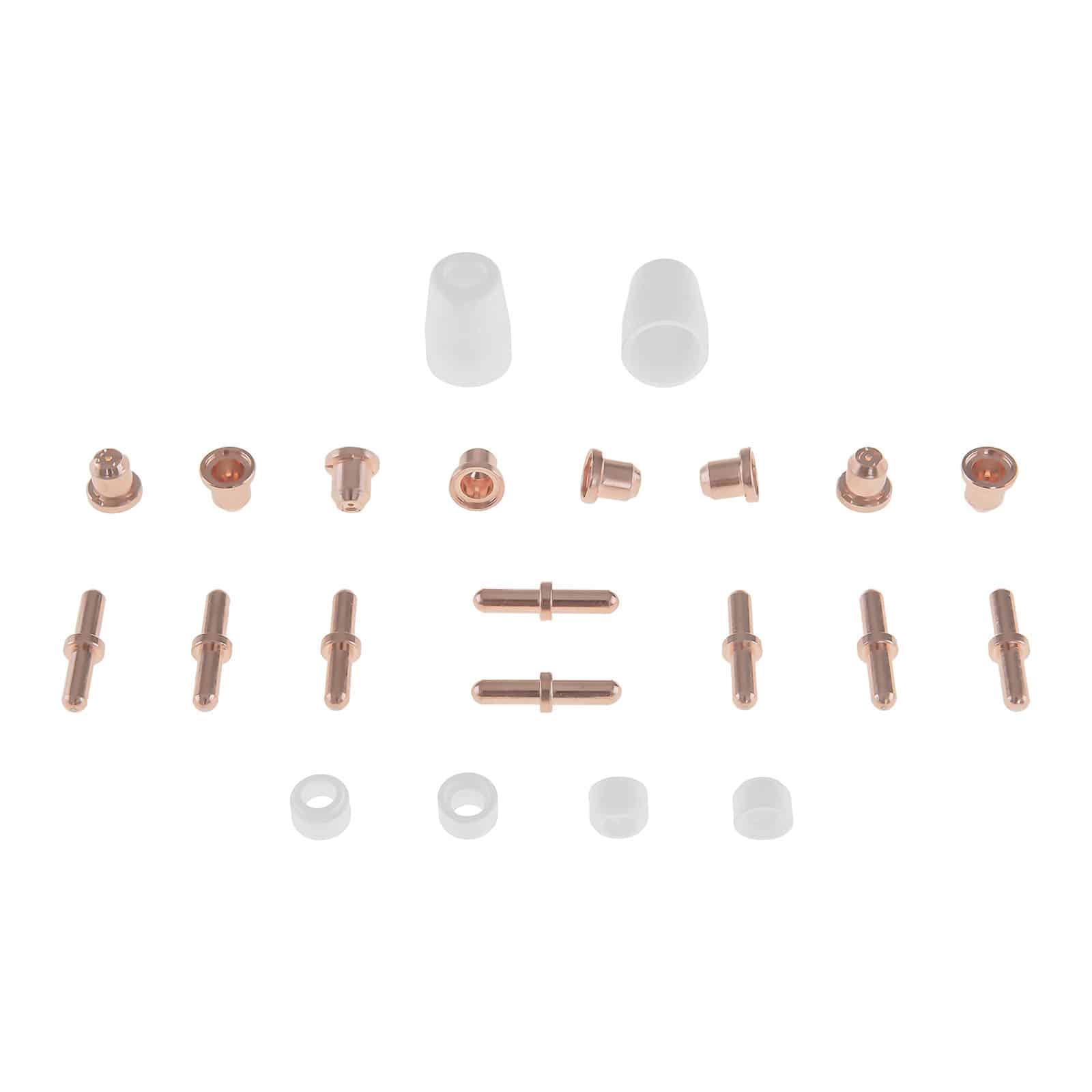 Conjuntos de peças de substituição