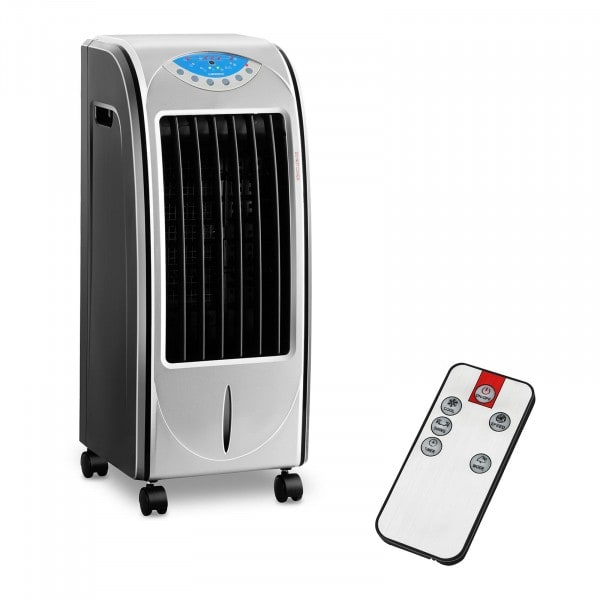 B-varer Water Air Cooler with Heat Function - 4-in-1 - 6 L water tank