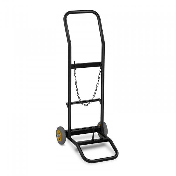 Occasion Chariot pour marteau démolisseur - Charge admissible de 30 kg - Chaîne de 60 cm