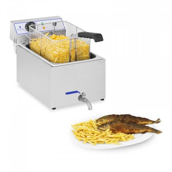 Tweedehands Elektro-friteuse - 1 x 17 liter