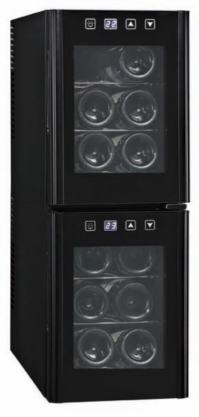 Weinkühlschrank - 254x515x731mm