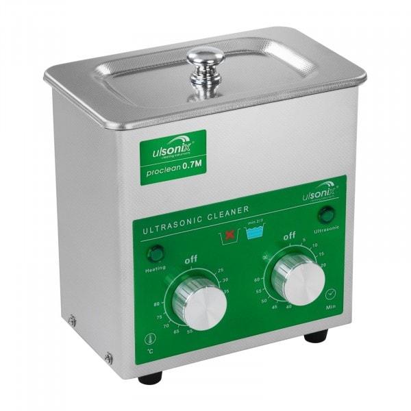 Gesamtansicht von Ultraschallreiniger - 0,7 Liter