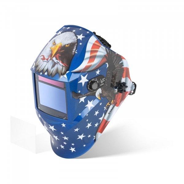 Welding Helmet - LIBERTY - PROFESSIONAL SERIES