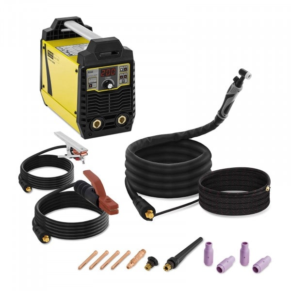 Welding Set Arc Welder + TIG Welding Torch -200 A