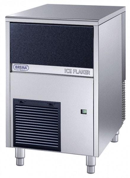 Flockeneiserzeuger 450x620x680mm - luftgekühlt