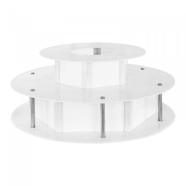 Artigos usados Mesa de luz para fontes de chocolate - 100 cm