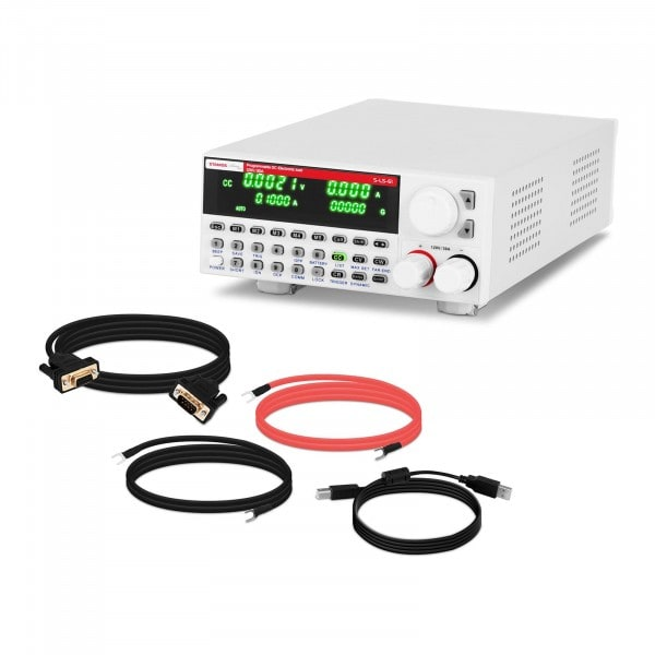 Elektronische Last - 300 W - 0 - 30 A - programmierbar