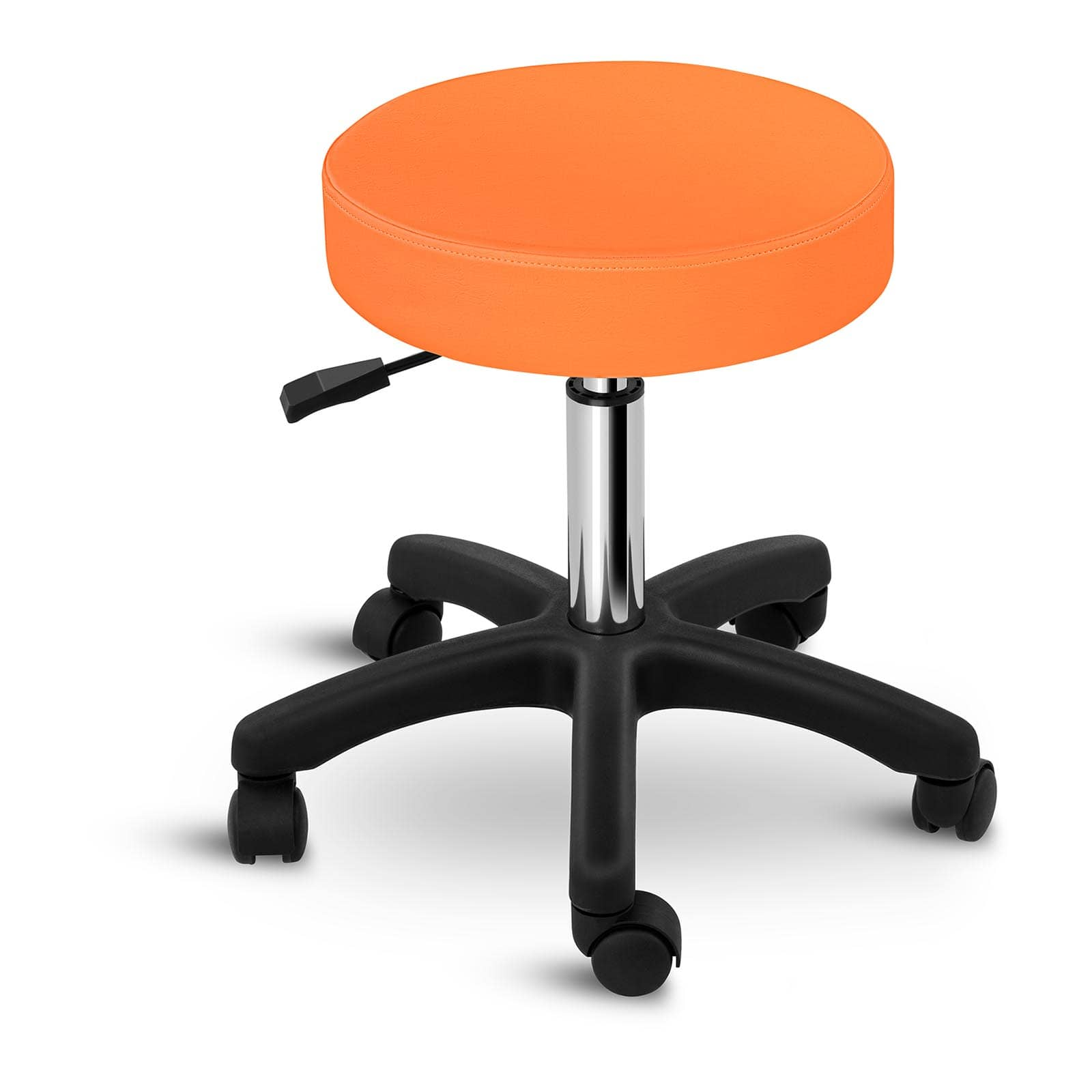 Hoker fryzjerski Aversa - pomarańczowy