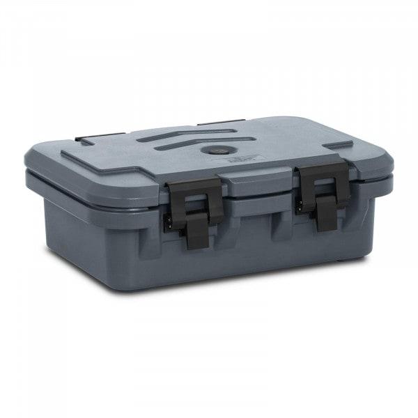 Thermobox - Toplader - für GN Behälter (10 cm tief)