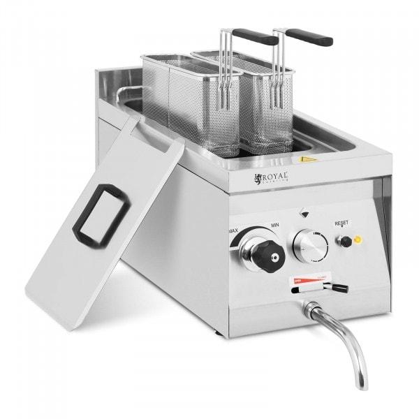 Cuiseur à pâtes avec 2 paniers et 1 couvercle - 10 l - 3 500 W