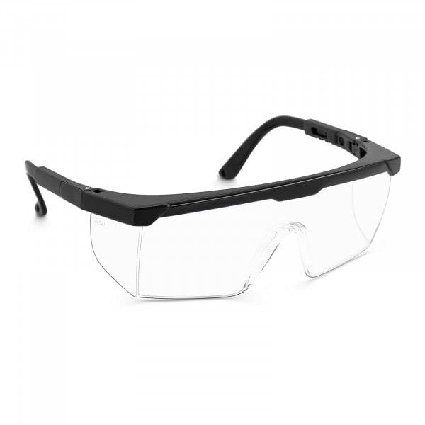 Schutzbrille - 15er Set - klar - verstellbar