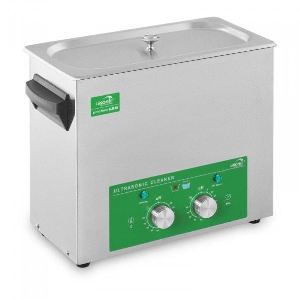 Lavatrice a ultrasuoni - 6 litri - 180 W - Basic