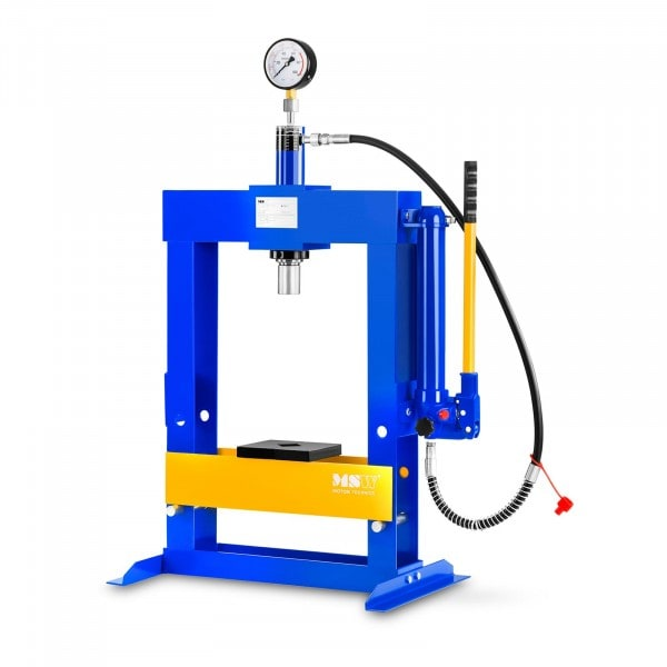Presse d'atelier hydropneumatique - 10 tonnes de pression