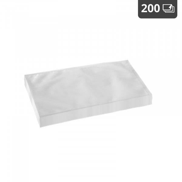Vacumeerzakken - 30 x 20 cm - 200 stuks
