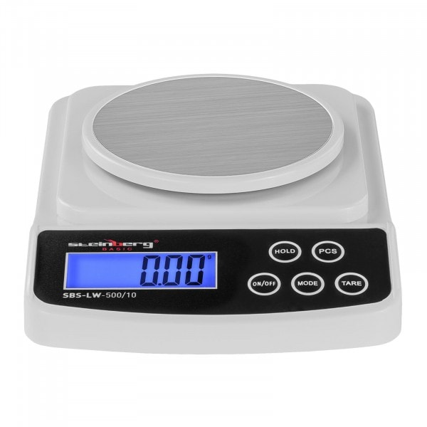 Digitale precisieweegschaal - 500 g / 0,01 g - Basic