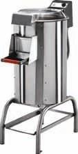 Kartoffelschälmaschine - 520x700x1010mm
