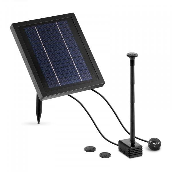 B-termék Napelemes szökőkút - 250 l / h - LED