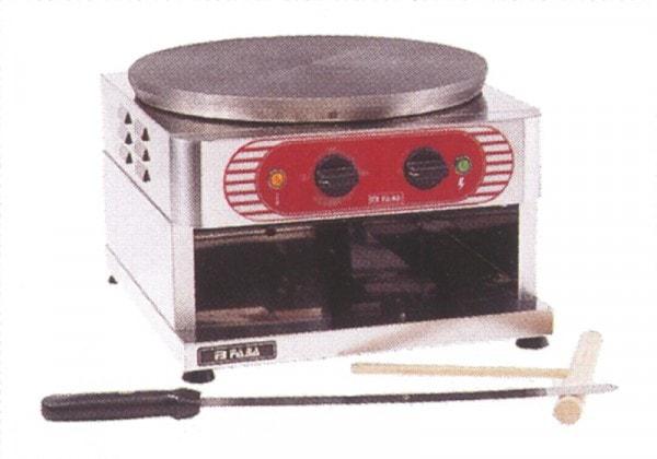Crêpes-Eisen - Elektro - aus Edelstahl