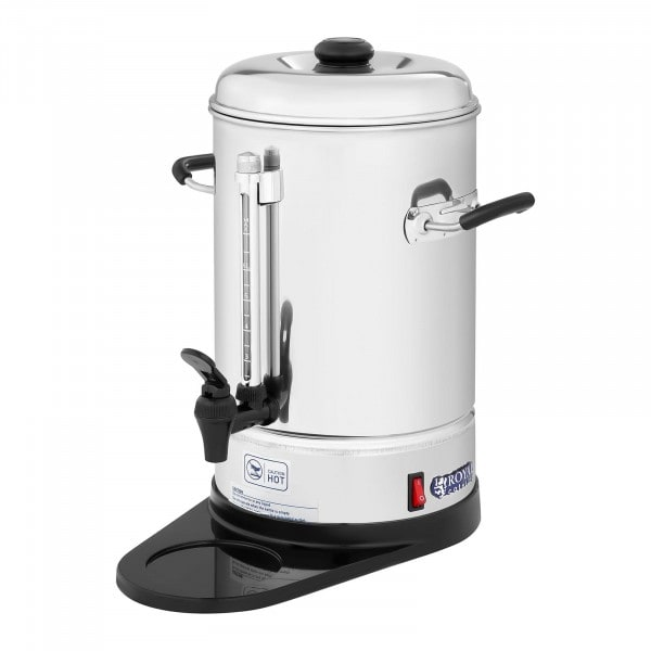 Commercial Coffee Maker - 6 L