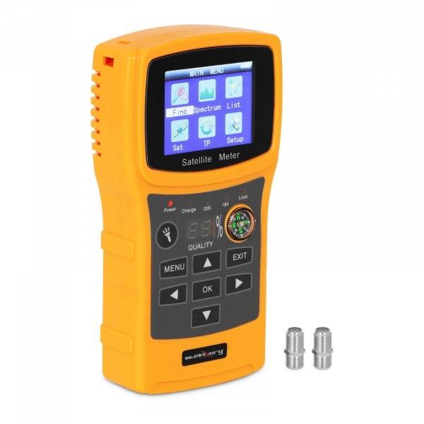 Brugt Satfinder - DVB-S2 - batteri - LCD