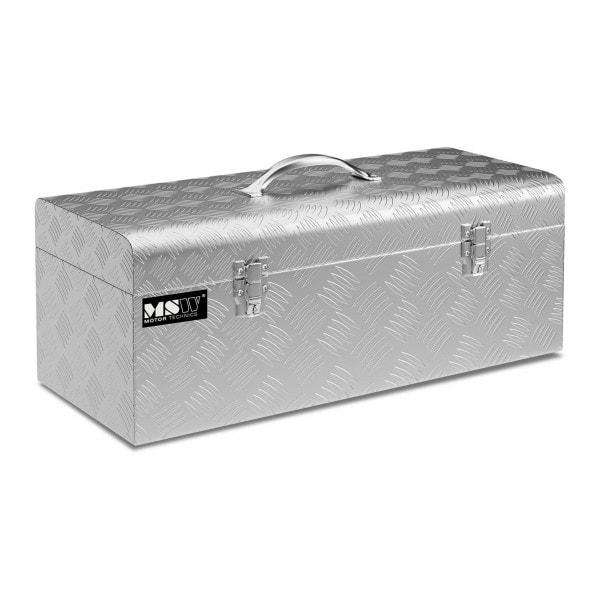 Aluminiumskasse - 57,5 x 24,5 x 22 cm - 31 L