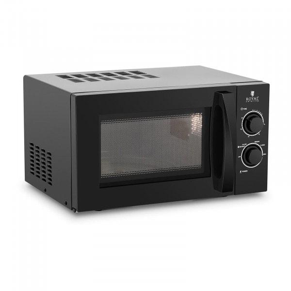 Mikrowelle - 20 L - 900 W - schwarz