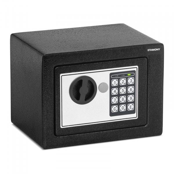 B-varer Elektronisk safe - 23 x 17 x 17 cm