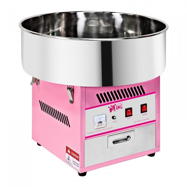 Factory seconds Cotton candy machine - 52 cm - 1,200 W