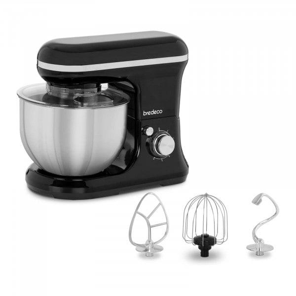 Artigos usados Robot de cozinha - Batedeira planetária - preto - 1200 W - tigela de 5l