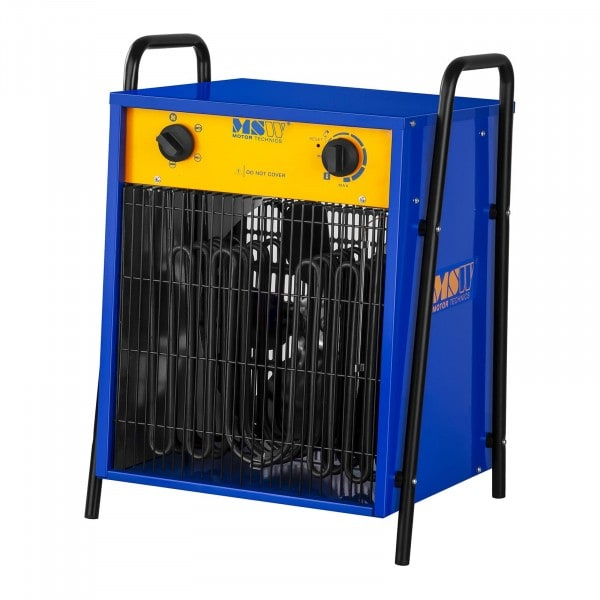 B-varer Industriell Varmevifte - Med Kjølefunksjon - 0 til 40 °C - 15 000 W