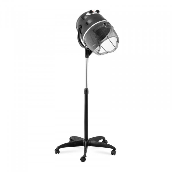 Standing Hair Dryer - with stand - 1,100 W - black