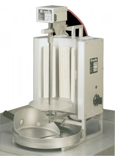Elektro-Gyrosgerät Potis EH - 330x420x605 mm