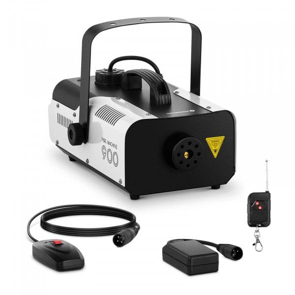 Nebelmaschine - 900 W - 141,6 m³ - DMX-Anschluss