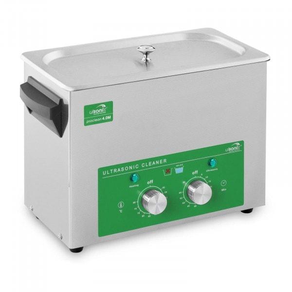 Ultraschallreiniger - 4 Liter - 120 W - Basic