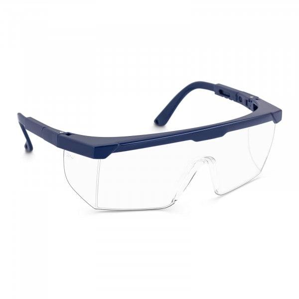 TECTOR Schutzbrille - klar - EN166 - verstellbar