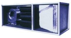 Abluftreinigungsanlage - 1280x1750x800 mm