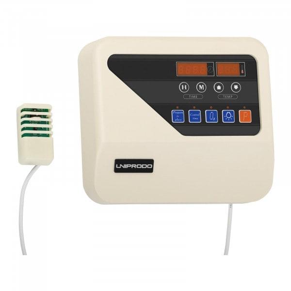 Artigos usados Painel de controlo para sauna - 400 V 3 N - sensor de temperatura