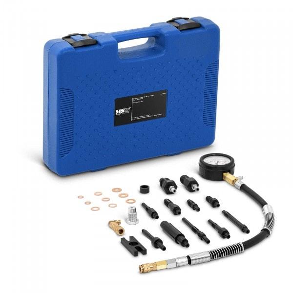 Kompressionstester Diesel - 0-70 bar - 70 mm Manometer - 42 cm Schlauch