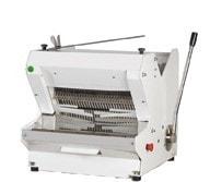 Brotschneidemaschine,Tischgerät - 650 x 650 x 700 mm