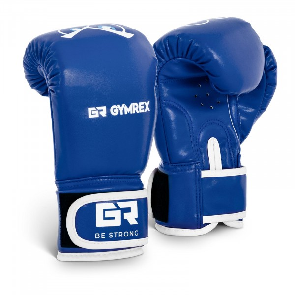 Boxhandschuhe Kinder - 4 oz - blau