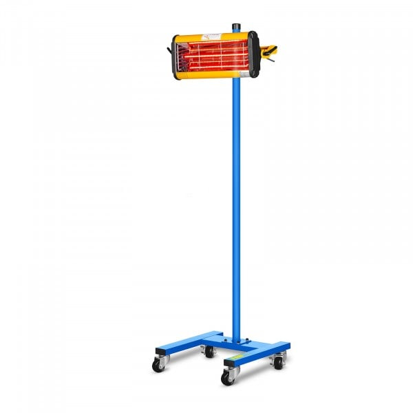 Infrarød malingstørker - 1 100 W - 1 lampe