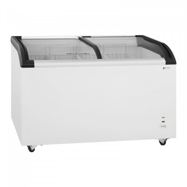 Commercial Chest Freezer - 355 L