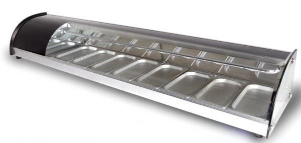 Sushi Theke - 1500 x 395 x 305 mm