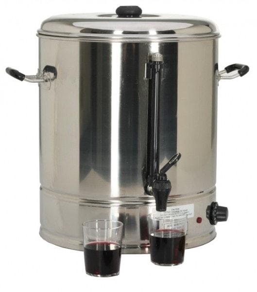 Wasserboiler elektrisch - 465x460x440mm