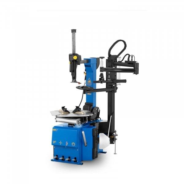 "Reifenmontiermaschine - 1.100 W - Greifarme - 12 bis 24"""